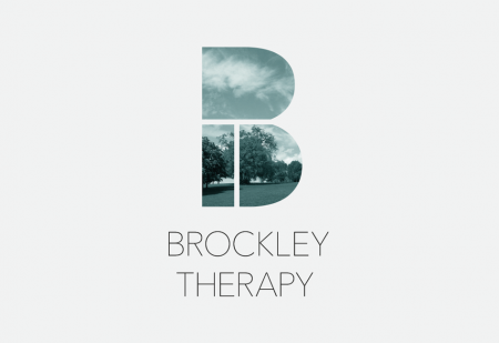 Brockley Therapy Logo by Pick Me! Design © 2016 Sarah Godsell, Graphic Designer, Surrey